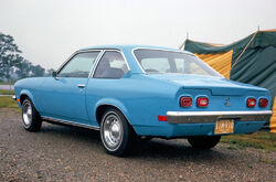 Chevrolet Vega sedan