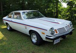Paul Ziemba's 1974 Vega Spirit of America