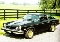 1975 Cosworth Vega Hatchback
