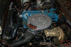 Dura built Vega engine