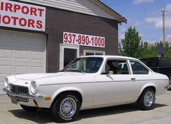 1972 Vega Sedan