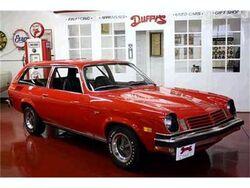 1974 Vega GT Kammback