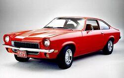 1971 Chevy Vega Hatch Coupe