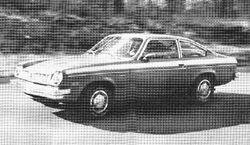 '77 Astre - Car & Driver Feb 1977