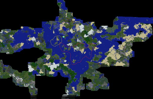 Survival Map Finished