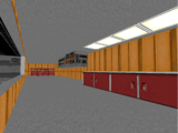 E1M2: Storage Facility (Chex Quest)