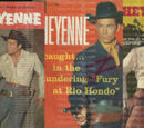 Cheyenne Comic Books