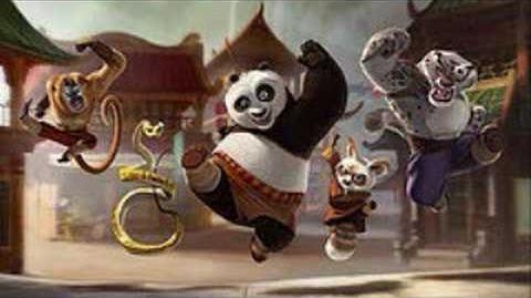 EveryBody Is Kung Fu Fighting Kung Fu Panda-0