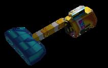 Cs vacuum model