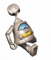 Giga-Robo without leg