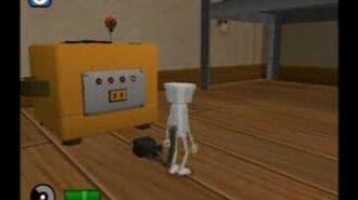 Chibi Robo Beta -GameCube Bandai Point-and-Click Version-