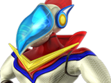 Space Hunter Drake Redcrest