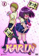 Volume 1 Cover DVD