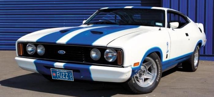 1978 Ford Falcon XC Cobra