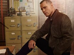Hank Voight Season 5 (Original)