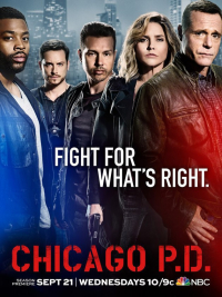 Chicago PD Season 4 Poster 1