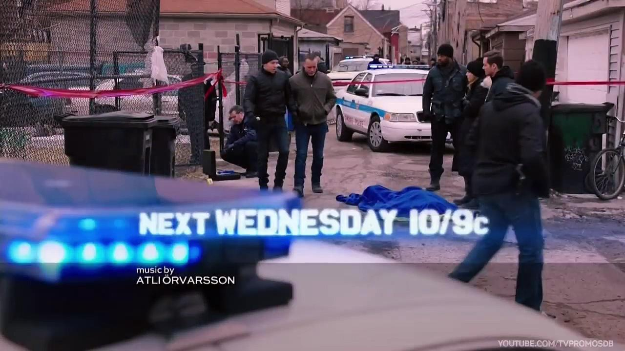 "Chicago PD 3x16 Promo ""The Cases That Need To Be Solved"""
