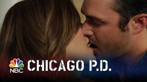 Chicago PD - Episode Highlight - Season 1 - Lindsay and Severide Kiss