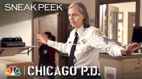 Chicago PD - Sneak Peek - Profiles - A Threat to P.D.