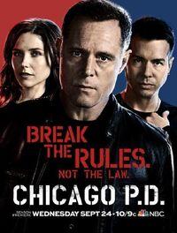 Chicago PD Season 2 Poster 1