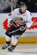 Owen Sound Attack Shaw