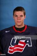 JMorin USA Hockey 2008 Portrait