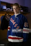 NHL Entry Draft Portrait