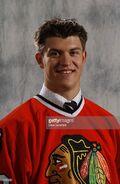Seabrook 2003 NHL Entry Draft