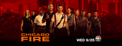 Chicago Fire - Season 8 - Poster (1)