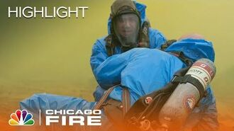 Severide and Capp Find Themselves in the Middle of a Chemical Explosion - Chicago Fire