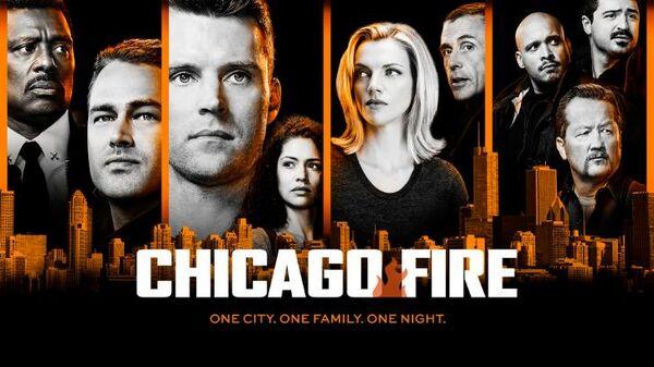 Chicago Fire - Season 7 - Poster (1)