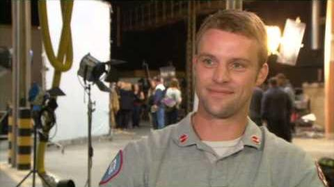 Chicago Fire Two Families Jesse Spencer Interview
