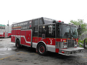 Squad 3 Chicafo Fire-XL