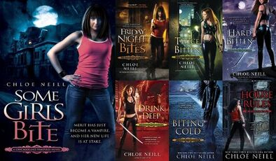 Image result for chicagoland vampires series