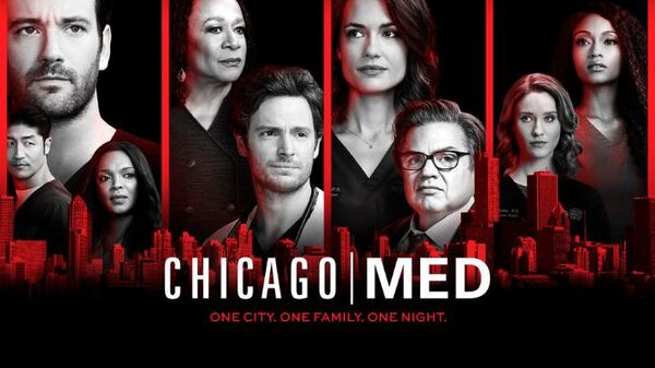 Chicago Med - Season 4 - Poster (1)