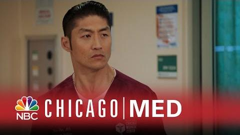 Chicago Med - Choi Learns a Powerful Lesson About Forgiveness (Episode Highlight)