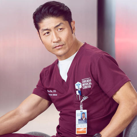 Chicago med dr choi dating military girl