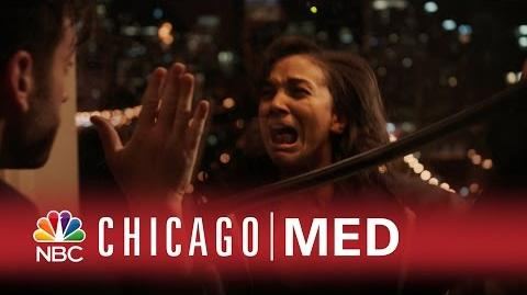 Chicago Med - Rhodes Loses Control (Episode Highlight)