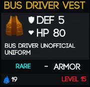 BusDriverVest