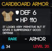 CardboardArmor