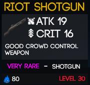 RiotShotgun