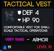 TacticalVest