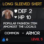 LongSleevedShirt