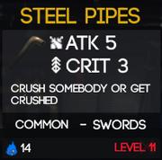 SteelPipes