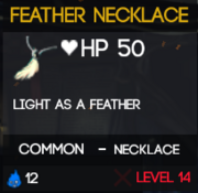 FeatherNecklace