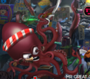 Mr Great Octopussy