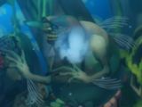 Underwater Troll