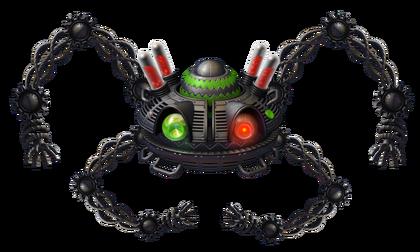 CI5 SpaceCrab