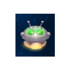 Space Burger Droid.