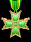 DistinguishedGreenGreedCross